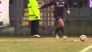 Sigurd Rushfeldts Ausgleich gegen RB Salzburg
