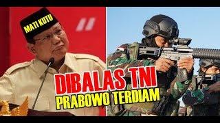 Video Prabowo Mati Kutu! TNI Balas Begini Hinaan Prabowo dalam Debat Capres MP3, 3GP, MP4, WEBM, AVI, FLV Mei 2019