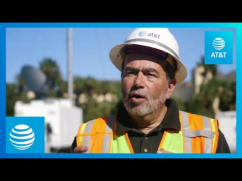 AT&T Helps Restore Communications After Hurricane Matthew