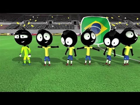 Stickman Soccer 2018 Android Gameplay