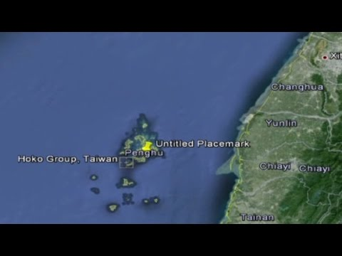 plane - Officials are on the scene following a TransAsia Airways plane that crashed on Taiwan's Penghu Island. Andy Lee reports. More from CNN at http://www.cnn.com/ To license this and other CNN/HLN...