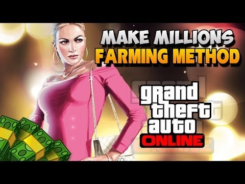"GTA 5 Online – How To Make Money Fast / Easy ! New Insane Money Guide ( ""GTA 5 How To Make Money"" )"