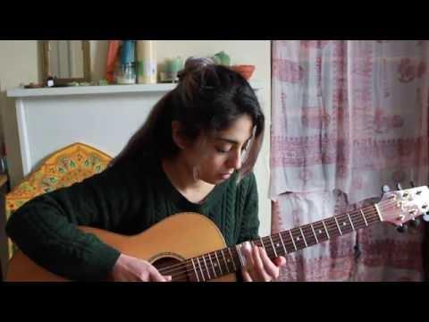 Alice Green -  Walkin' Blues (Son House cover) (видео)