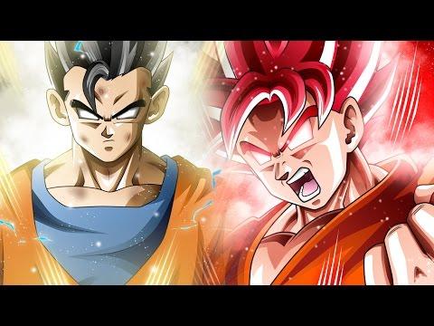 Goku and Gohan, The Limit Breakers (видео)