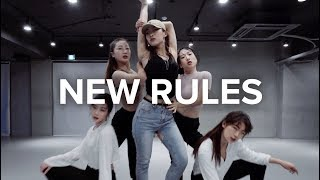 Video New Rules - Dua Lipa / Jin Lee Choreography MP3, 3GP, MP4, WEBM, AVI, FLV Maret 2018