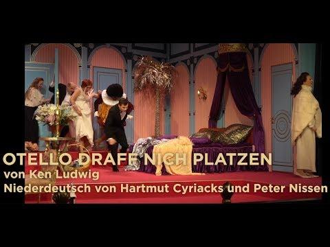 OTELLO DRAFF NICH PLATZEN von Ken Ludwig - Premiere 01.04.2018