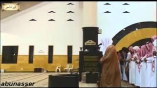 تلاوة نادرة وخاشعه للشيخ ياسر الدوسري