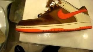 1. Nike Dunk Low No LIner 311899 761 2006 Laser