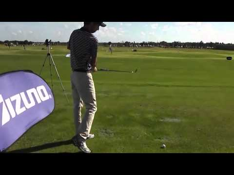 Mizuno Golf Swing DNA: Find your perfect iron shaft in 3 just swings