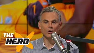 It's time for Miami to ditch Ryan Tannehill - 'The Herd' by Colin Cowherd