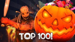 Video TOP 100 FUNNIEST MOMENTS IN DEAD BY DAYLIGHT #2! MP3, 3GP, MP4, WEBM, AVI, FLV September 2019