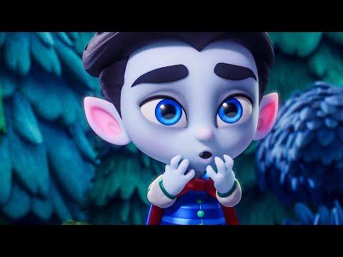 Drac's Super Special Friends Scene - SUPER MONSTERS (2018) - Thời lượng: 5 phút và 7 giây.