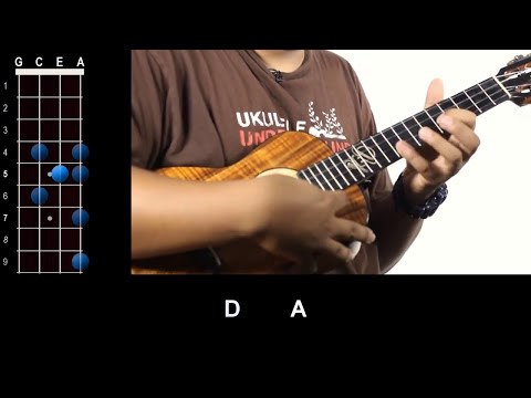 Along - Watch the full free tutorial for this song HERE: http://ukuleleunderground.com/2014/09/uke-lesson-82-escape-the-pina-colada-song-rupert-holmes-jack-johnson/ Play along with Aldrine as he jams...