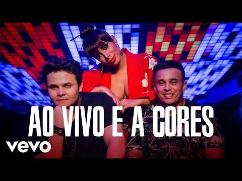 """Matheus e Kauan lançam clipe de """"Ao Vivo e a Cores"""" com participação de Anitta"""