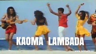 ABONNEZ-VOUS : http://bit.ly/12mGBGS The full-screen video of the worldwide #1 smash hit record from 1989. Kaoma - The Lambada (also known as Llorando ...