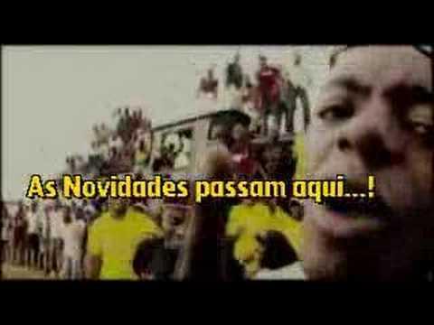 Os Lambas - Kuduro angolano Favela da Banda by DjManucho.