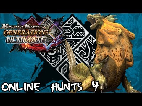 Monster Hunter Generations Ultimate - Part 4: The Power Of EEEYUH!