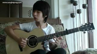 (Jason Mraz) I'm Yours - Sungha Jung