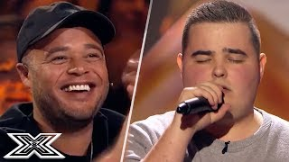 "Video ""The Man Who Can't Be Moved"" Finally Wins The Judges Over! 