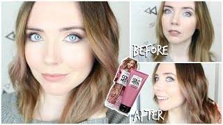 In this video, I show you how I achieved a rose gold-ish hair colour, using the L'oreal Colorista Semi Permanent hair colour in Pink. I also offer my first impressions review on the product. Thanks for checking out my video, please leave me a comment or question down below - I'd love to hear from you.