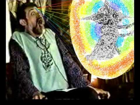 Smoking DMT at the peak of an LSD trip  - Terence McKenna