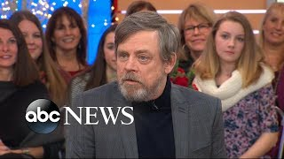 Video Mark Hamill reveals 'Star Wars: The Last Jedi' script left him 'stunned' MP3, 3GP, MP4, WEBM, AVI, FLV Juni 2018