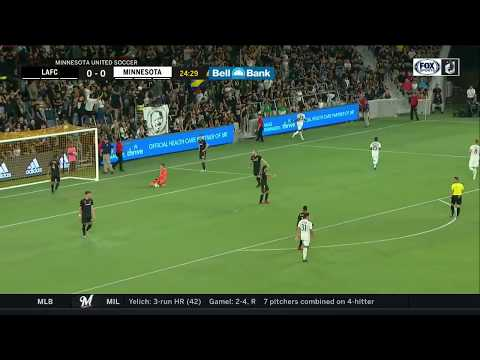 Video: Soccer Star Is Born in LA: Mason Toye scores two great goals against LAFC