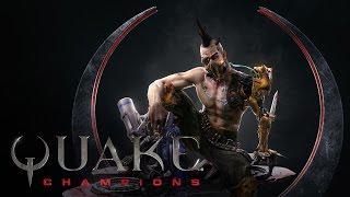 Видео к игре Quake Champions из публикации: Quake Champions: анонс героя Anarki и дата начала первого ЗБТ