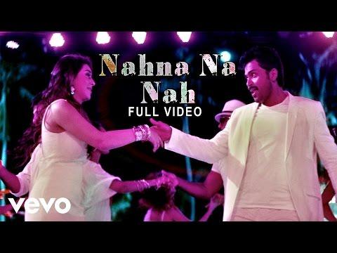 Biriyani - Nahna Na Nah Video   Karthi, Hansika Motwani   Yuvanshankar Raja