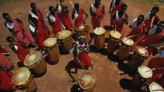Les Tambours du Burundi - Burundi Black.