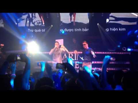 Anh không đòi quà - OnlyC ft. Karik Live