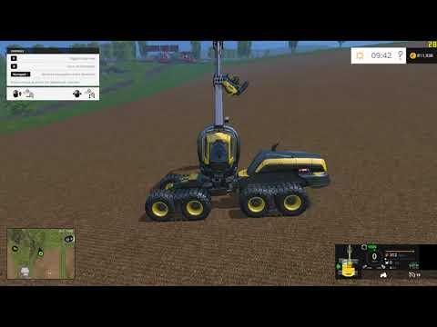 Excavators Tracks Position v1.0