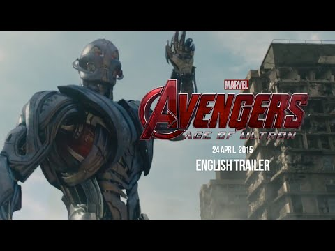 Marvel's Avengers: Age of Ultron Trailer 3 | Releasing 24 April 2015