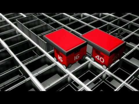 Autostore Logistics