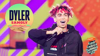 KCA Abu Dhabi 2019   Dyler - Samoly   دايلر - صامولي   Nickelodeon Arabia