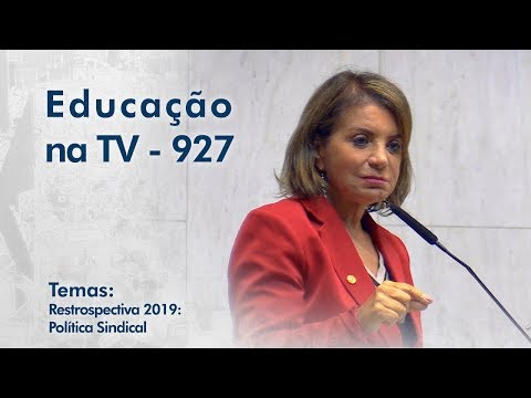 Retrospectiva 2019 - Política Sindical