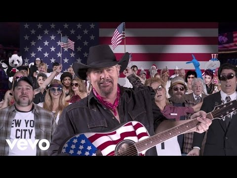 "Toby Keith's ""Drunk Americans"" Debuts As No. 1 Most Added"