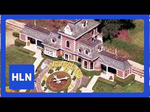 Tour Of Michael Jackson's Neverland Ranch