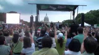 United For Iran - Washington DC - July 25, 09 - Dariush,