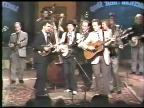 Bluegrass - The Winers of IBMA in America Music Shop Whith John Hartford, Del McCoury, Jerry Douglas, Alison Krauss,Stuart Duncan, Tony Rice, Sam Bush,Mark O´Connor, & m...