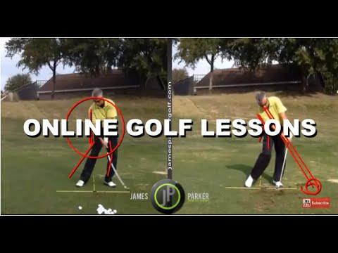 Online Golf Instruction | JamesParkerGolf.com