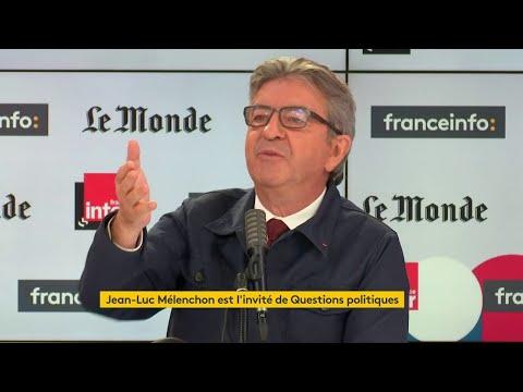 """Jean-Luc Mélenchon : """"Danièle Obono fait l'objet de harcèlement raciste et sexiste depuis des mois"""""""