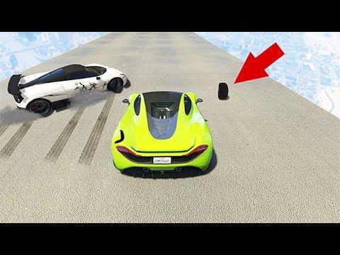 КАК ЭТО ВООБЩЕ ВОЗМОЖНО? ГОНКИ НА МАШИНАХ В GTA 5 ONLINE (ГТА 5 ОНЛАЙН) (видео)