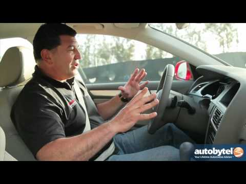 2012 Audi A4: Video Review and Road Test