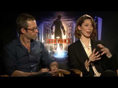 Guy Pearce & Rebecca Hall - Interview Guy Pearce & Rebecca Hall (Anglais)