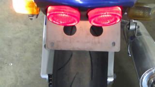 7. 2001 Yamaha YZF R1