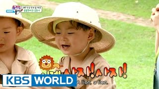 Video The Return of Superman - Triplets are at the Zoo MP3, 3GP, MP4, WEBM, AVI, FLV Juli 2018