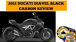 4. A real rider's review of the Ducati Diavel Black Carbon. (now sold)