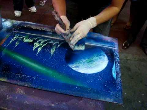 Spray - What can you do with spray paint?