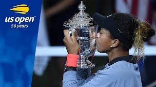 Naomi Osaka Captures First Grand Slam Title at 2018 US Open